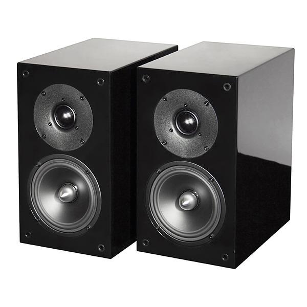 Полочная акустика Arslab Classic 1 High Gloss Black полочная акустика piega classic 3 0 macassar high gloss