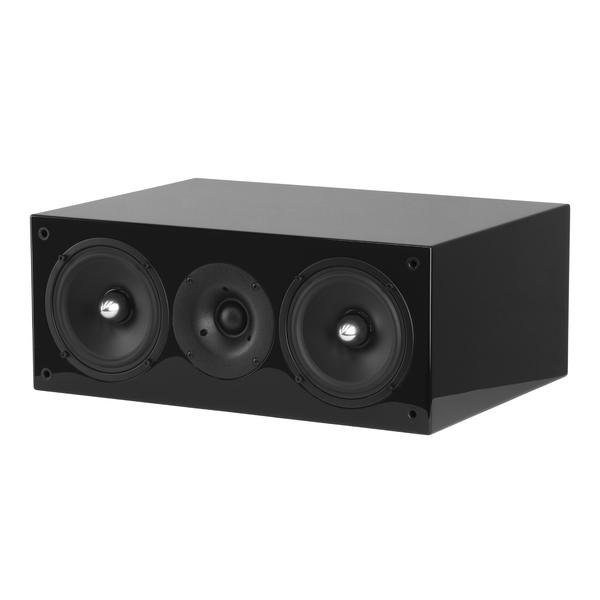 Центральный громкоговоритель Arslab Classic C1 High Gloss Black акустика центрального канала piega classic center large macassar high gloss