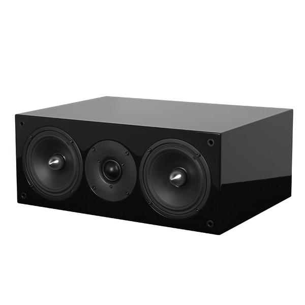 Центральный громкоговоритель Arslab Classic LCR High Gloss Black акустика центрального канала piega classic center large macassar high gloss