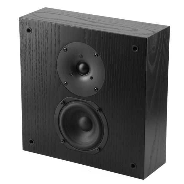 Специальная тыловая акустика Arslab Classic Sat W Black Ash акустика центрального канала audio physic classic center black ash