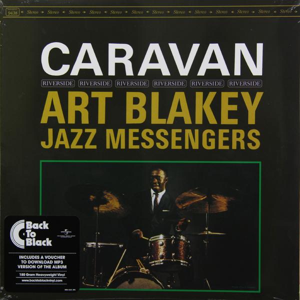 ART BLAKEY ART BLAKEY - CARAVAN (180 GR)