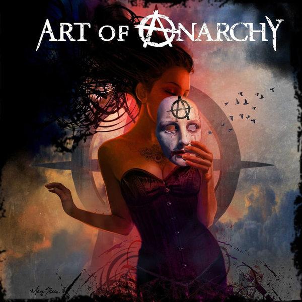 ART OF ANARCHY ART OF ANARCHY - ART OF ANARCHY (LP+CD)