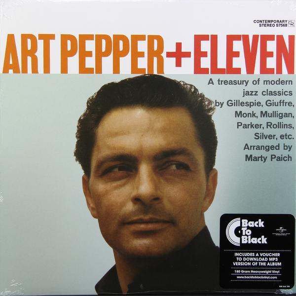 ART PEPPER ART PEPPER - MODERN JAZZ CLASSICS (180 GR)