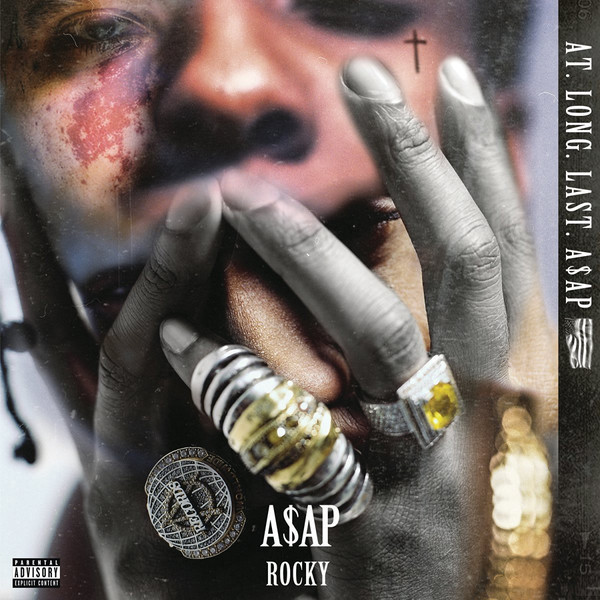 Asap Rocky Asap Rocky - At.long.last.a$ap (2 Lp, 180 Gr) плакат a2 42x59 printio беллатриса