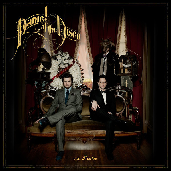 Panic! At The Disco Panic! At The Disco - Vices   Virtues орнамент калейдоскоп а6 64 л
