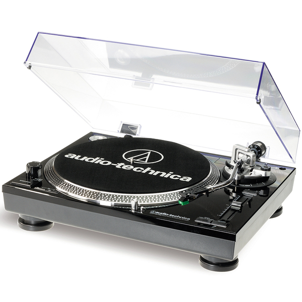 Audio-Technica AT-LP120 USB HS Black