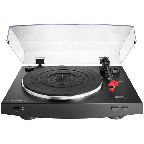 Виниловый проигрыватель Audio-Technica AT-LP3 Black изображение