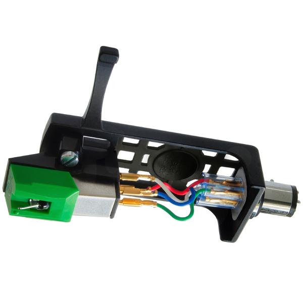 Головка звукоснимателя Audio-Technica AT95E/HSB игла для винилового проигрывателя audio technica atn95e