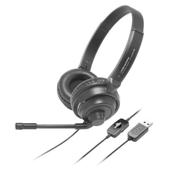 Audio-Technica ATH-750COM Black