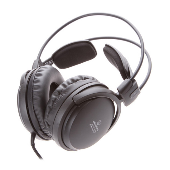 Audio-Technica ATH-A500X Black