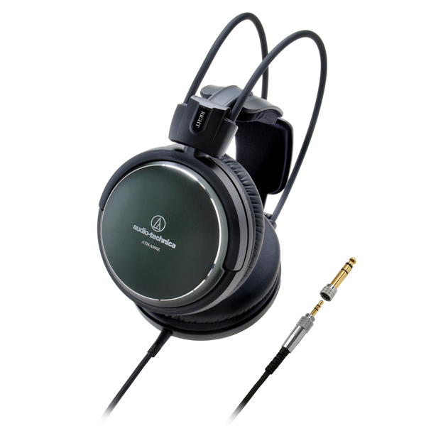 Охватывающие наушники Audio-Technica ATH-A990Z Black audio technica ath ax5is black
