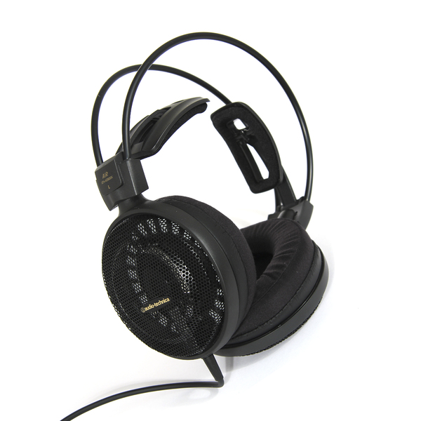 Охватывающие наушники Audio-Technica ATH-AD900X Black audio technica ath ax5is black