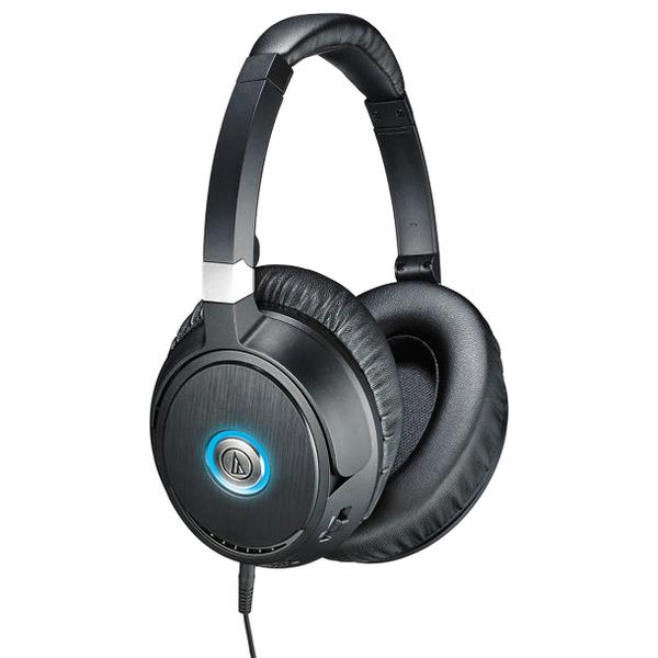 все цены на  Охватывающие наушники Audio-Technica ATH-ANC70 Black  онлайн