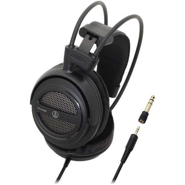 Audio-Technica ATH-AVA400 Black audio technica ath a550z полноразмерные наушники matte black