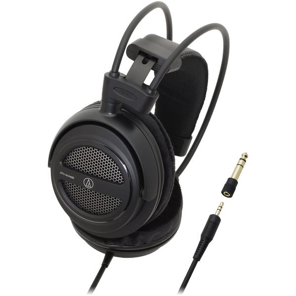 Охватывающие наушники Audio-Technica ATH-AVA400 Black audio technica ath a550z полноразмерные наушники matte black