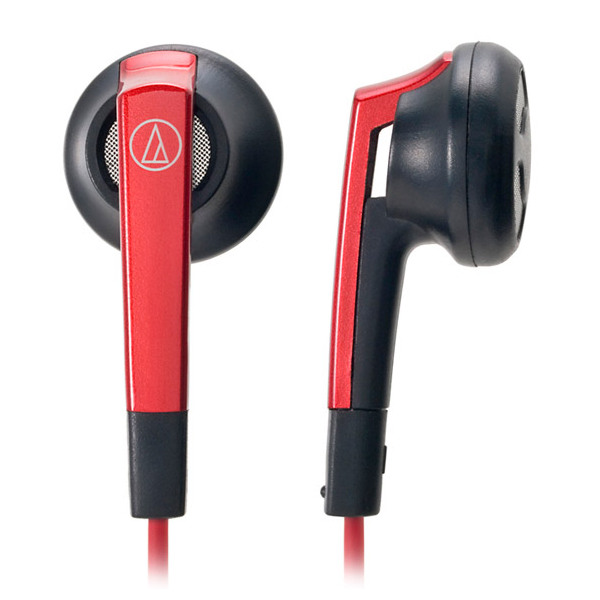 Audio-Technica ATH-C505iS Red