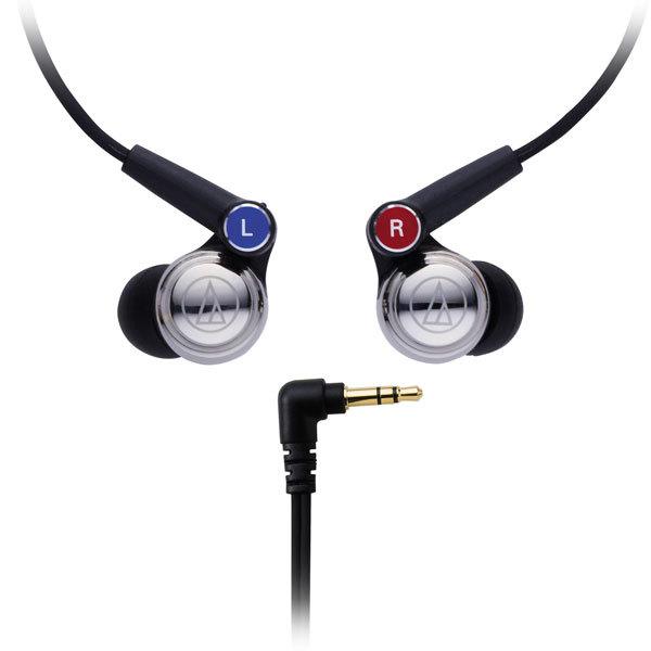 Внутриканальные наушники Audio-Technica
