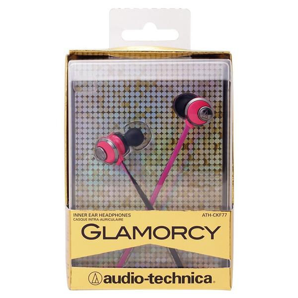 Внутриканальные наушники Audio-Technica от Audiomania