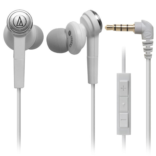 Audio-Technica ATH-CKS55i White