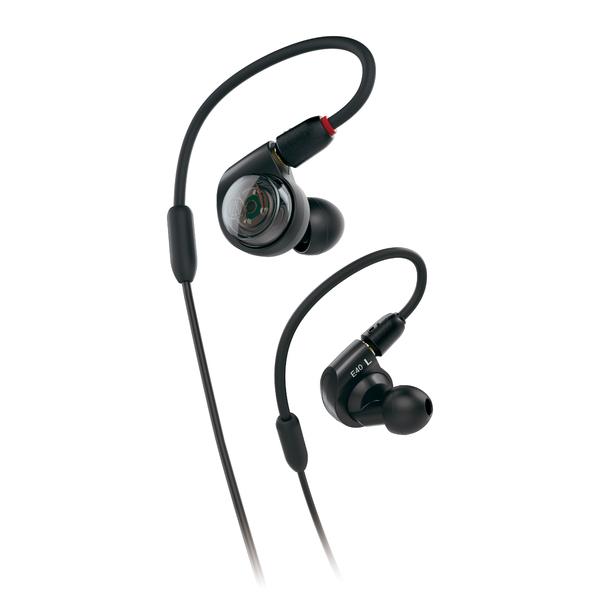 все цены на  Внутриканальные наушники Audio-Technica ATH-E40  онлайн