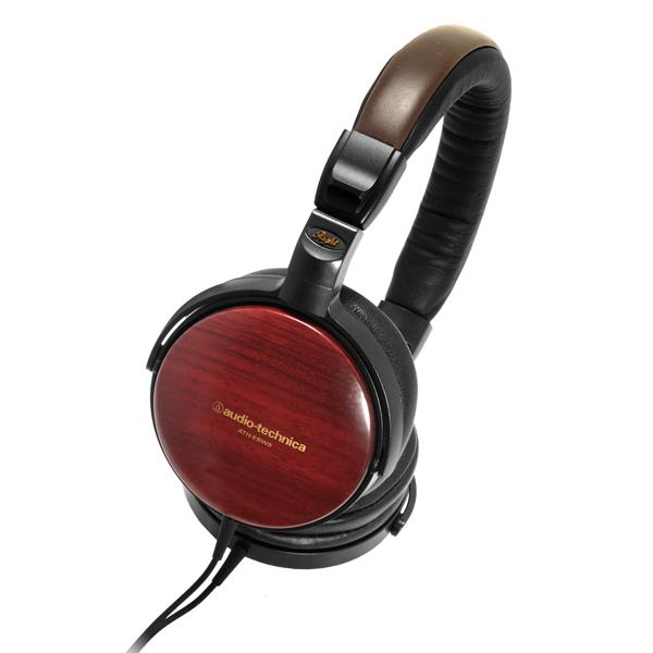 Накладные наушники Audio-Technica ATH-ESW9 Rosewood изображение