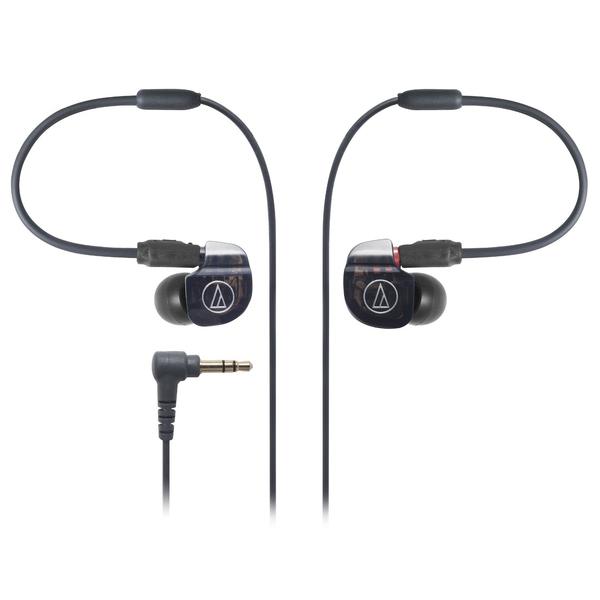 все цены на  Внутриканальные наушники Audio-Technica ATH-IM02  онлайн