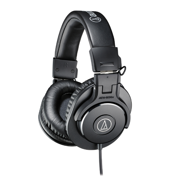 Audio-Technica ATH-M30X Black audio technica ath a550z полноразмерные наушники matte black