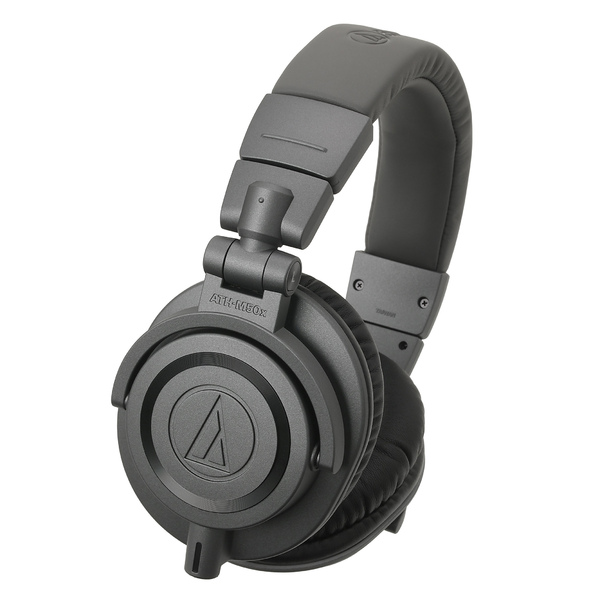 Охватывающие наушники Audio-Technica ATH-M50x Grey пиджак bomond цвет мультиколор