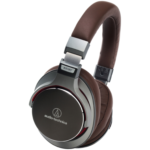 все цены на  Охватывающие наушники Audio-Technica ATH-MSR7 MG Brown  онлайн
