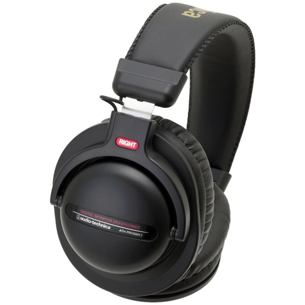 Audio-Technica ATH-PRO5MK3 Black audio technica ath a550z полноразмерные наушники matte black