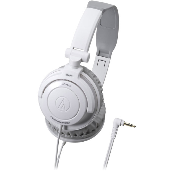 Audio-Technica ATH-SJ33 White