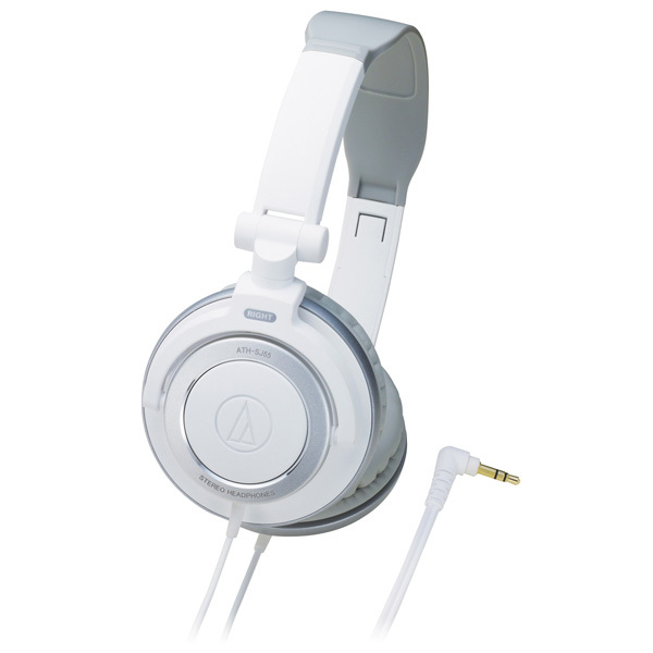 Audio-Technica ATH-SJ55 White