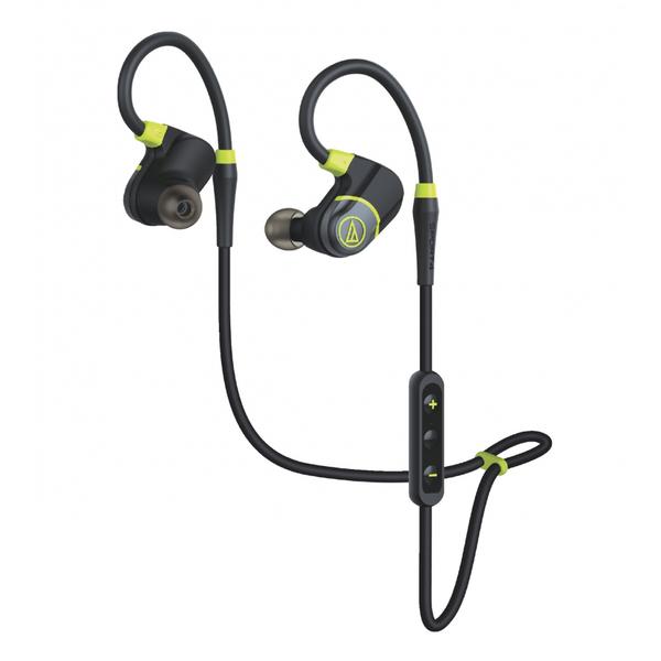 все цены на  Беспроводные наушники Audio-Technica ATH-SPORT4 Black  онлайн