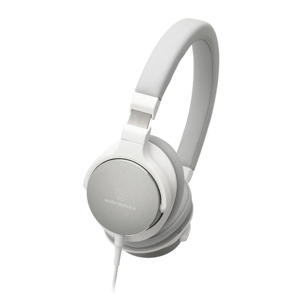 Накладные наушники Audio-Technica ATH-SR5 White