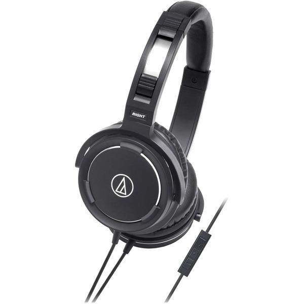 Audio-Technica ATH-WS55i Black