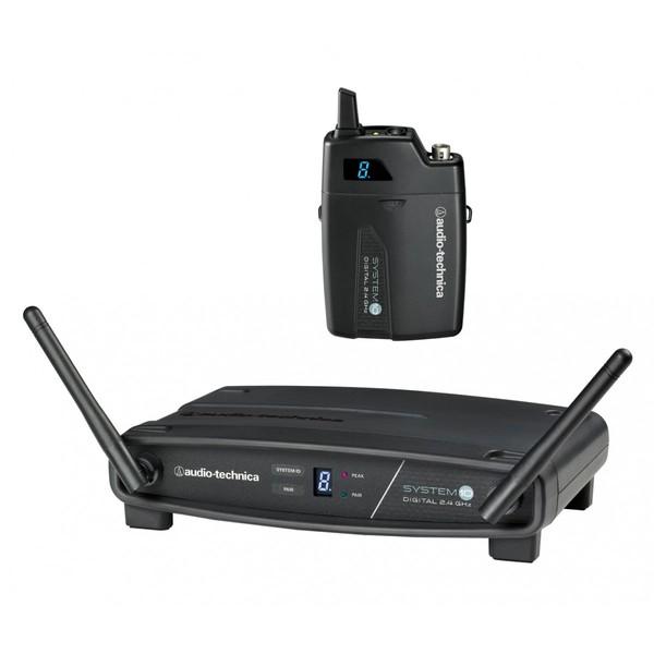 Радиосистема Audio-Technica ATW-1101 приёмник и передатчик для радиосистемы akg dsr700 v2 bd1