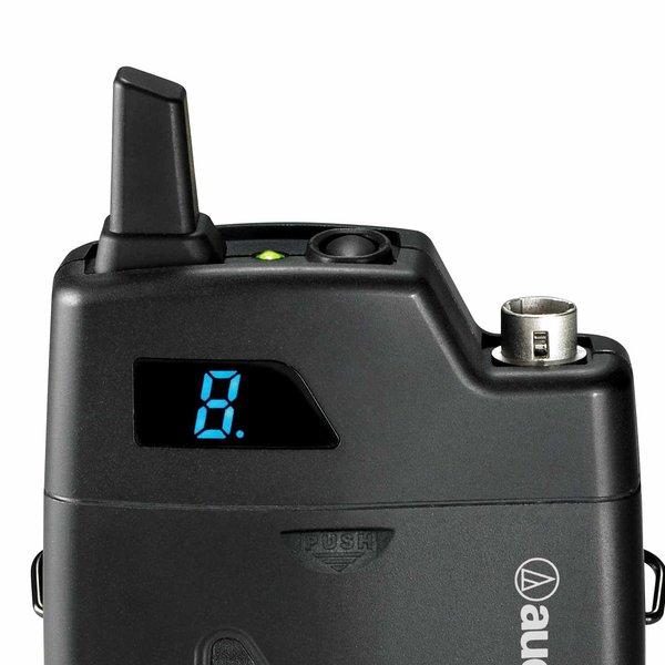 Передатчик для радиосистемы Audio-Technica ATW-T1001 приёмник и передатчик для радиосистемы akg dsr700 v2 bd1