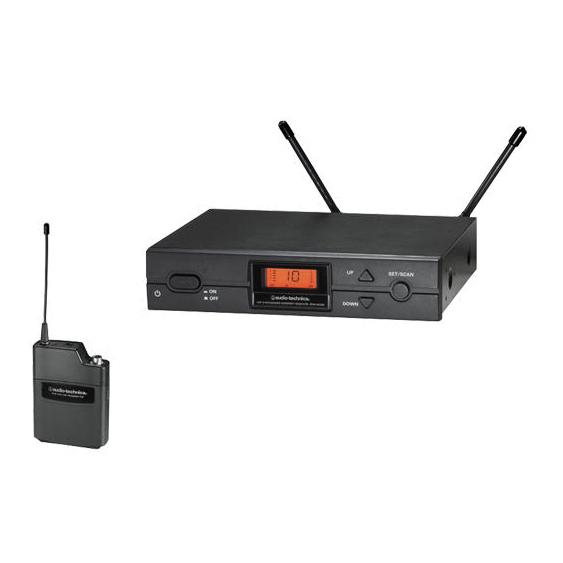 Радиосистема Audio-Technica ATW-2110a  цена и фото