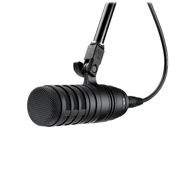 Микрофон для радио и видеосъёмок Audio-Technica