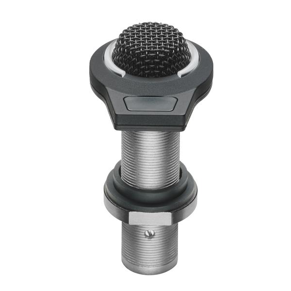 Микрофон для конференций Audio-TechnicaМикрофон для конференций<br>Микрофон поверхностный всенаправленный с LED выключателем<br>