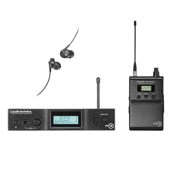 Система персонального мониторинга Audio-Technica