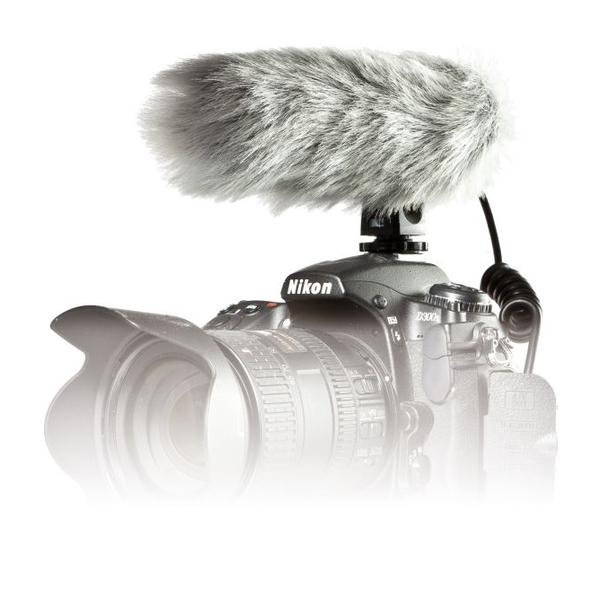 Микрофон для радио и видеосъёмок Audio-Technica от Audiomania