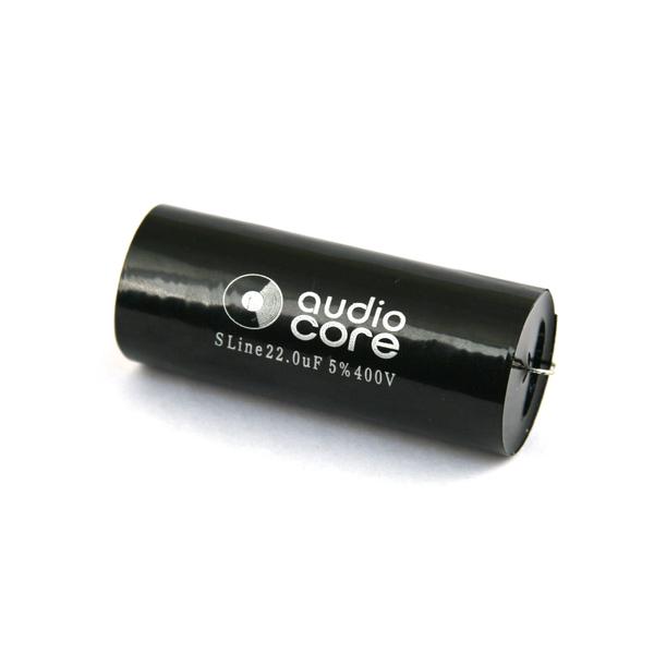 Конденсатор Audiocore S-Line 400 VDC 22 uF конденсатор audiocore red line 250 vdc 15 uf