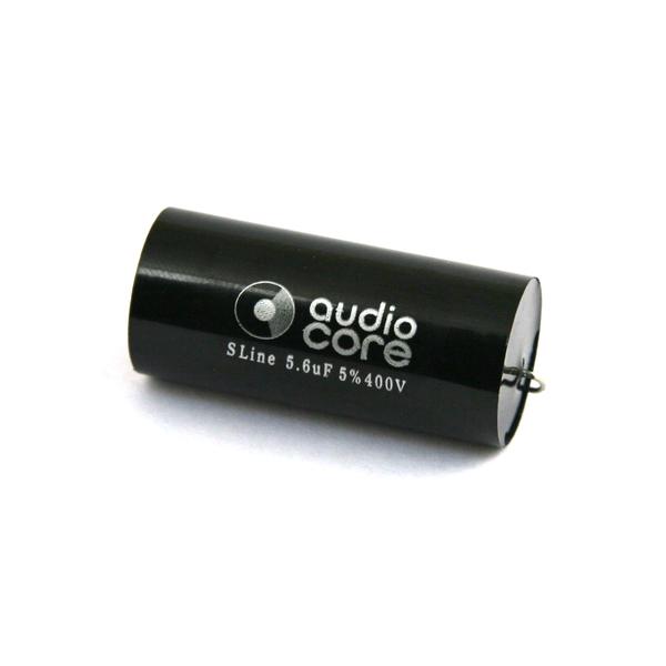 Конденсатор Audiocore S-Line 400 VDC 5.6 uF конденсатор audiocore red line 250 vdc 15 uf