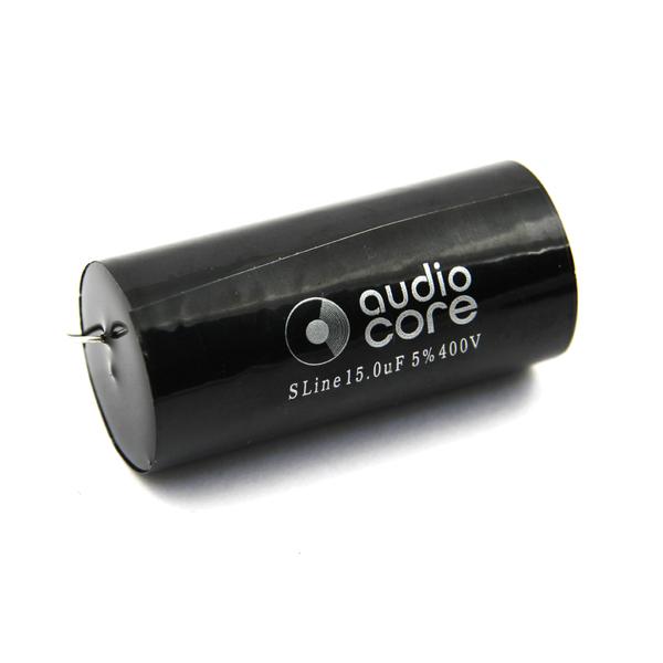 Конденсатор Audiocore S-Line 400 VDC 15 uF конденсатор audiocore red line 250 vdc 15 uf