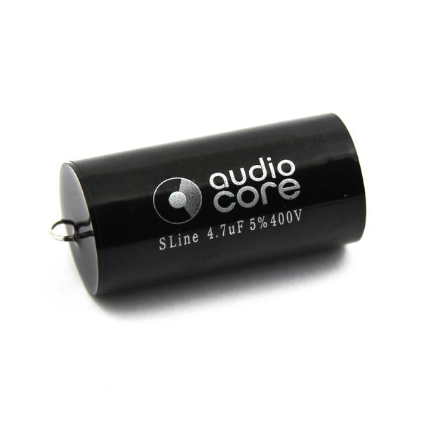 Конденсатор Audiocore S-Line 400 VDC 4.7 uF конденсатор audiocore red line 250 vdc 15 uf