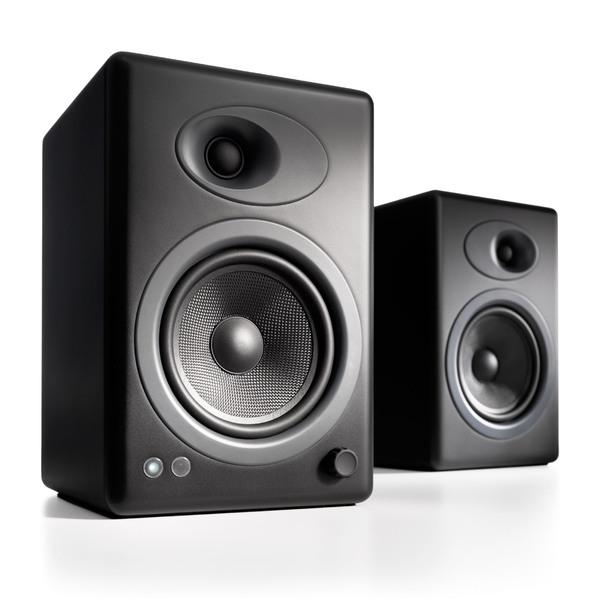 Активная полочная акустика Audioengine
