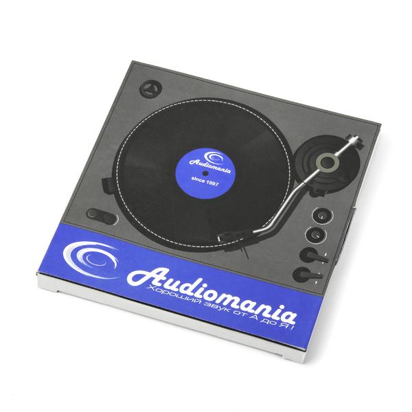 Подставки под стаканы Audiomania (комплект 3 шт)