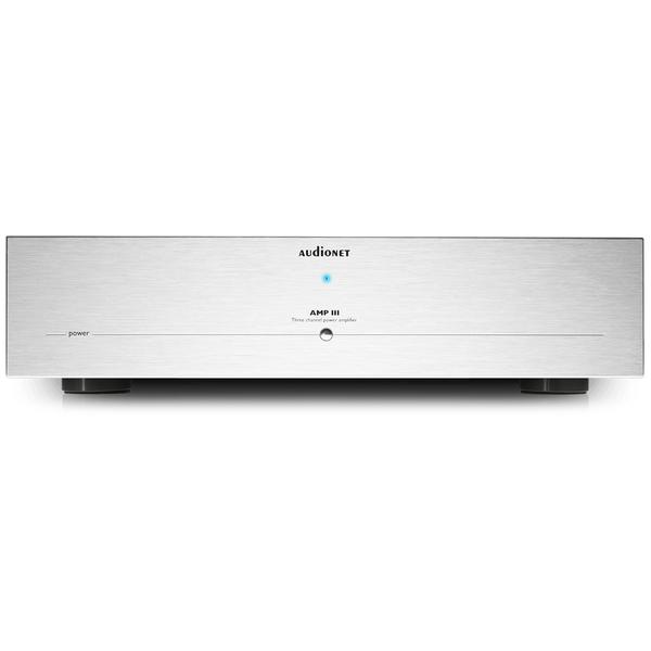 Многоканальный усилитель мощности Audionet от Audiomania