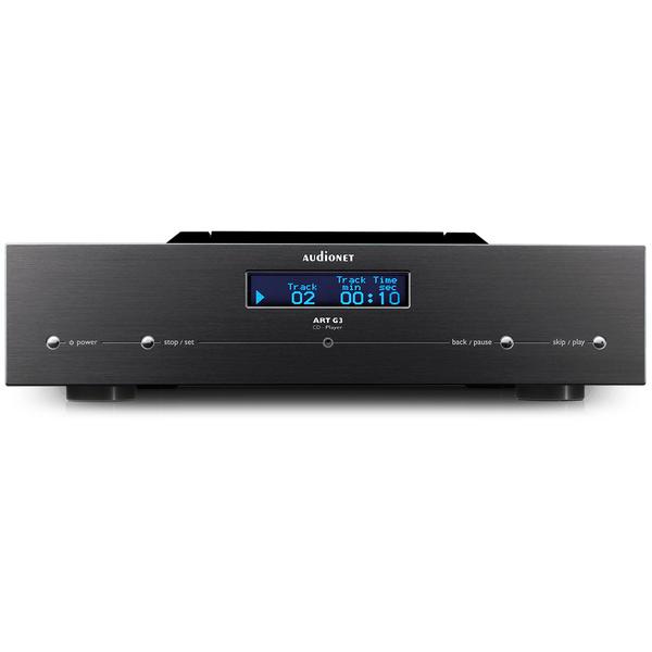 CD ������������� Audionet - AudionetCD �������������<br>CD-������������� ������� ������ � ��������� ������� � ��c�������������� �������� �������, �����: USB/SPDIF, ����������, ������: XLR, RCA, 2 ������������, ����������, AES/EBU, ����� ��, �������� 430�120�360 ��, ��� 22 ��.<br>